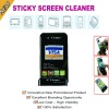 trade show item micro fiber sticky screen cleaner
