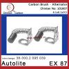 Generator carbon brush - Autolite EX 87