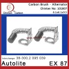 Generator carbon brush - Autolite EX 87