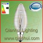 Energy saving halogen candle bulb C35