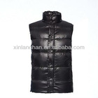 winter warm stand collar waistcoat casual wearing