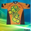 sublimation colorful rugby shirts