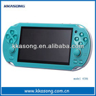 4.3 Inch portable LCD Screen MP3 MP4 MP5 PMP Game player With Camera and Built-in games