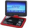9.8inch portable dvd player with LCD panel