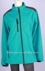 Functional softshell jacket bonded with TPU membrane MVP 8000