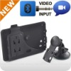 Car dvr with gps for 4GB_Bluetooth_FM Transmitter