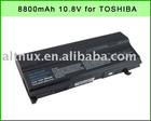10.8V 6600mAh Laptop Battery Replacement For TOSHIBA PA3451U-1BRS PA3457U-1BRS PABAS067 NP92