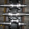 Forging shaft for machine driven system