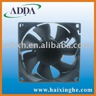 80x80x25mm ADDA Dynamic Speed Computer Cabinet Fan