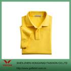 Plain Men's Golf Short Sleeve POLO shirt