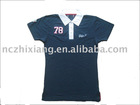 ladies absorbing slim polo shirts