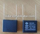 metallized polypropylene capacitor for ac motor