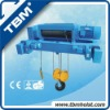 Double Rail Wire Rope Overhead Crane