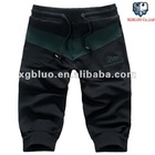 XGBLUO muay thai shorts menswear