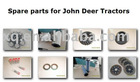 JOHN DEERE SPARE PARTS FOR JD7201, JD8401, JD1204