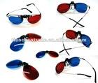 Passive Virtual 3D Glasses
