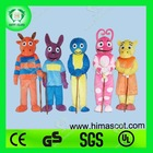 2012 backyardigan Cartoon Costume