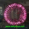 Glow Zorb Ball, Shining Lighted Zorbing Ball.
