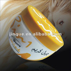 black hair cream