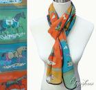 2012 new design fashion horse print autumn scarves