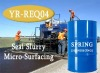 YR-REQ04 quick-set slurry seal and microsurfacing emulsions
