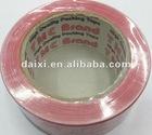 sticky high quality black cloth tape