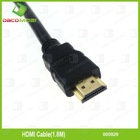 Gold Plated HDMI Male to DVI Male Cable
