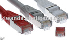 UTP/FTP/SFTP Cat6e shielded STP Cable