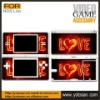 For NDSL Game Console Sticker