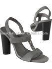 8n013 Grey Sandals