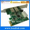 2-port USB3.0 PCI Express Card,supper transfer speed