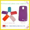 newest design purple golssy i9250 case mobilephone accessory