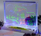 kids writing shine digital board with pen