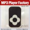 Hot sale!! new model plastic mp3 player,cross key mp3 player