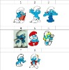 Smurf Shoes Charms