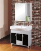 Solid Wood Bathroom Cabinet / Bathroom Vanity / furniture/bathroom cabinet vanities