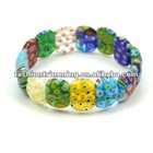 Wholesale colorful resin beads bracelets