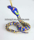 PROMOTION AT LOWEST PRICE Christmas cloisonne snake