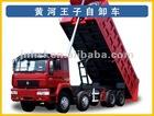 Golden prince 100 ton dump truck