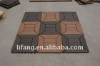 LiFang wpc DIY deck tiles series