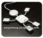 cute hot selling 4 hub usb doll USB 2.0
