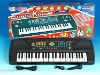 multifunction electric keyboard/organ