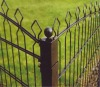 Decorative Welded Mesh Fencing (Factory)