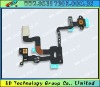 Cellphone parts Power Switch & Sensor Flex Cable for iphoneiPhone 4/4s