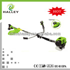 2012 CE,GS approved 52cc gas brush cutter NEW DESIGN