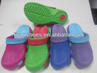 2013 New Casual Garden Shoes with Thick & removable EVA insole