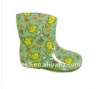 Children PVC rain boot
