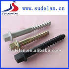 Square head railway spike of china screw manufacturer