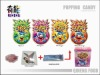 2 g cartoon popping candy with tattoo