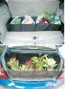 Polyester folding car trunk organizer